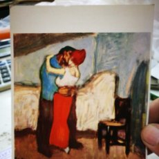 Cartes Postales: POSTAL PICASO 1900 THE EMBRACE S/C. Lote 259257125