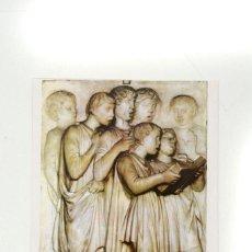 Postales: POSTAL MUSEO DE SANTA MARIA DEL FIORE FIRENZE OBRAS DE ARTE, SIN CIRCULAR. Lote 261672525