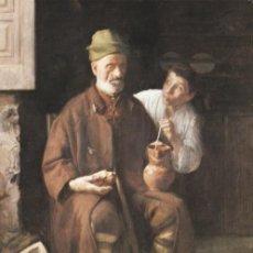 Postales: POSTAL - PINTURA - LUIS MENENDEZ PIDAL - MUSEO DE BELLAS ARTES ASTURIAS - ED IMPR MERCANTIL 1981. Lote 262010845