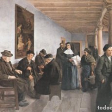 Postales: POSTAL - PINTURA - AUGUSTO JUNQUERA - MUSEO BELLAS ARTES -Nº 14 - ED IMPENT MERCANTIL - 1981 NUEVA. Lote 262013095