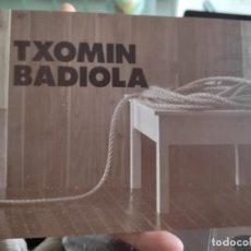 Postales: TXOMIN BADIOL TARJETON ARTE EXPO 1995 INAUGURACIÓN GALERIA S LORENZO 19,5 X 13,5 CM DEPERFECTO. Lote 262744815