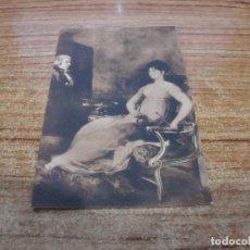 Postales: POSTAL DOÑA MARIA TERESA PALAFOX GOYA MUSEO DEL PRADO HAUSER Y MENET SIN CIRCULAR. Lote 263220835