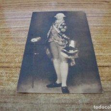 Postales: POSTAL CARLOS IV GOYA MUSEO DEL PRADO HAUSER Y MENET SIN CIRCULAR. Lote 263220920
