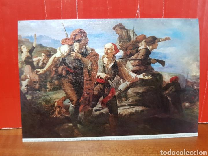 POSTAL ANTIGUA - MUSEO DE ARTE MODERNO BARCELONA N°12 SERIE MUSEOS AÑOS 60 (Postales - Postales Temáticas - Arte)