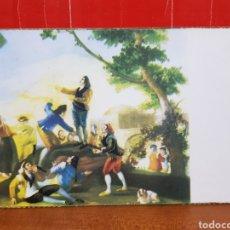 Postales: POSTAL ANTIGUA - LA COMETA GOYA - EDICIONES BARSAL N°108 AÑOS 50. Lote 264436364