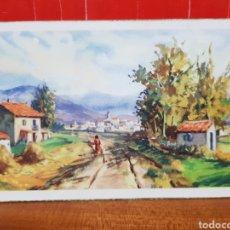 Postales: POSTAL ANTIGUA - ARTE - AÑOS 50 C.Y.Z. 590. Lote 264437824