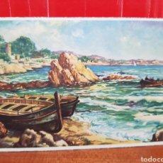 Postales: POSTAL ANTIGUA - EDICIONES COLON SERIE 133/8 AÑOS 40. Lote 264502079
