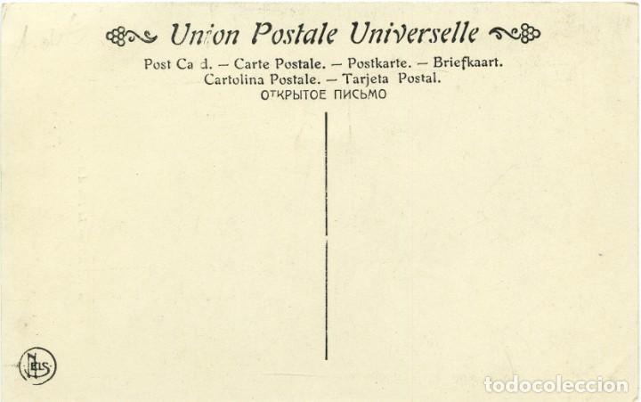 Postales: Nº 395 COL. LL. A. Moro. El duque de Alba. Musée de Bruxelles. Sin circular. Anterior a 1940 - Foto 2 - 268723044