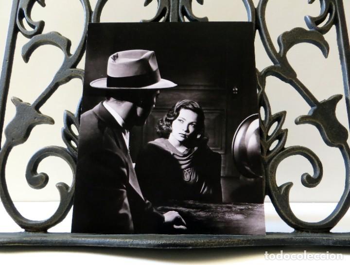 Postales: Postal de Gene Tierney y Dana Andrews en la película Laura, de Otto Preminger. Tema: Cine. - Foto 3 - 268950109