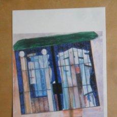 Postales: POSTAL - DANA - LA VENTANA DEL VECINO DE DALI EN CADAQUES, 1997 - RED DE ARTE JOVEN. Lote 270907963