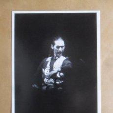 Postales: POSTAL - TERESA MARTIN - FLAMENCO, LAS VISTILLAS, 1997 - RED DE ARTE JOVEN. Lote 270908033