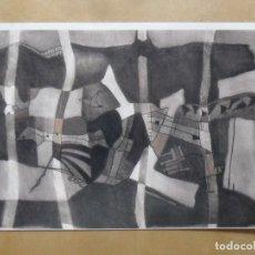 Postales: POSTAL - MALTOR - NORDICOS. CARTA GEOGRAFICA IX, 1998 - RED DE ARTE JOVEN. Lote 270908258