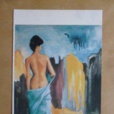 Postales: POSTAL - SANTIAGO DE BLAS LARRAMENDI - ARIDO, 1991 - RED DE ARTE JOVEN. Lote 271552793
