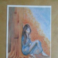 Postales: POSTAL - JAVIER MARTINEZ 'RUDRA' - LA CUNA DE LA ALEGRIA, 1997 - RED DE ARTE JOVEN. Lote 271552923