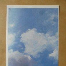 Postales: POSTAL - JUAN JOSE PULGAR NUÑEZ - LA NUBE, 1998 - RED DE ARTE JOVEN. Lote 271553093