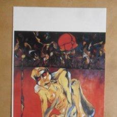 Postales: POSTAL - JULIETA LEVENBERG - S/T, 1994 - RED DE ARTE JOVEN. Lote 271553243