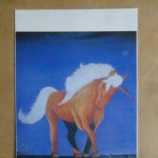Postales: POSTAL - JESUS AMEZ DEL EGIDO 'KAONE' - LA MANO DEL ARTE, 1997 - RED DE ARTE JOVEN. Lote 271553593