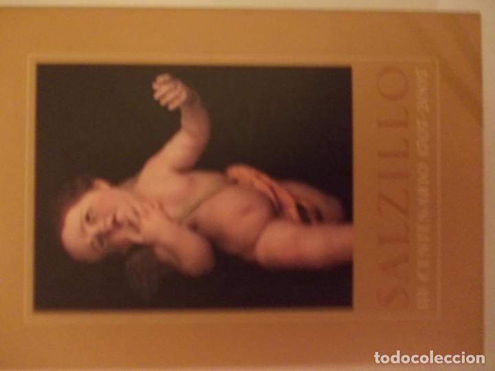LOTE DE 15 POSTALES DE SALZILLO (Postales - Postales Temáticas - Arte)