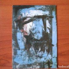 Postales: PUBLICIDAD: EXPOSICIÓ PIM TROOSTER. GALERIA PISCOLABIS. BARCELONA. Lote 276777553