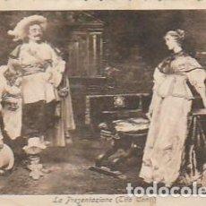 Postales: ITALIA & CIRCULADO, LA PRESENTACIÓN, ZITO CONTI, LISBOA (6861). Lote 276791358