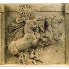 Postales: BERLÍN (ALEMANIA) - MUSEO DE PÉRGAMO / METOPA DEL TEMPLO DE ATENEA - SIN CIRCULAR. Lote 276968018