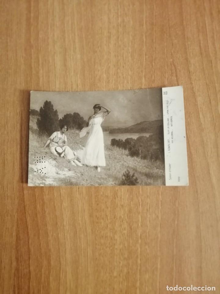 POSTAL SALON D`HIVER L. KOWALSKY SUR LA COLLINE SIN CIRCULAR (Postales - Postales Temáticas - Arte)