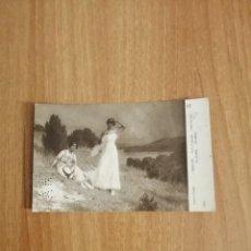 Postales: POSTAL SALON D`HIVER L. KOWALSKY SUR LA COLLINE SIN CIRCULAR. Lote 276985678