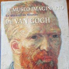 Postales: EL MUSEO IMAGINARIO DE VAN GOGH. CUADROS Y FOTOGRAFÍAS INÉDITAS.. Lote 278924908
