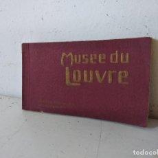 Cartoline: PPIOS XX, ANTIGUO ÁLBUM MUSEE DU LOUVRE, CON 18 POSTALES, FRANCIA. Lote 287724563