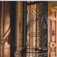 Cartoline: 10 POSTALES DE LA CASA MUSEO MODERNISTA DE NOVELDA - CAM FUNDACIÓN CULTURAL – S/C – CON ESTUCHE. Lote 287800683