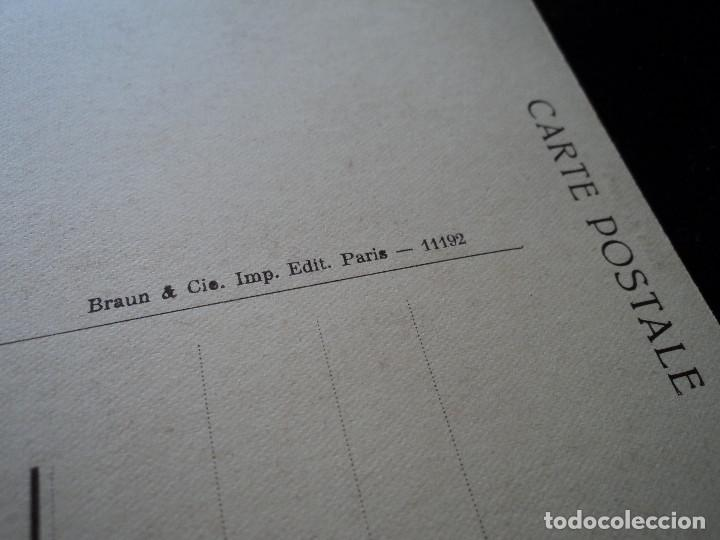 Postales: les noces de cana, p. veronese, musee du louvre, 1192, braun & cie. - Foto 2 - 288651423