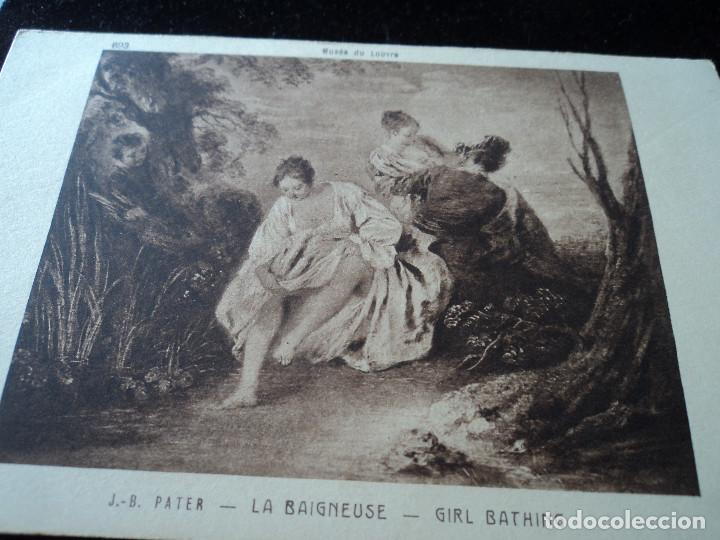 LA KERMESSE ,P. P. RUBENS, MUSEE DU LOUVRE, 2115 BRAUN & CIE. (Postales - Postales Temáticas - Arte)