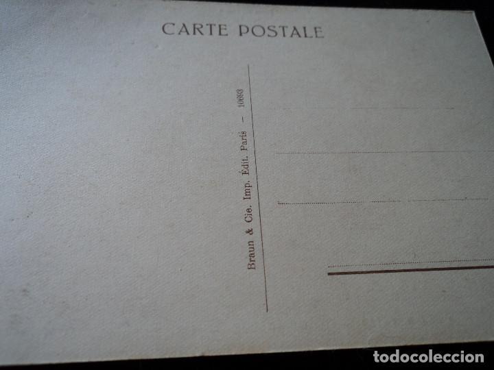 Postales: la kermesse ,p. p. rubens, musee du louvre, 2115 braun & cie. - Foto 2 - 288651703