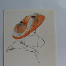 Postales: POSTAL - BERNARD BLOSSAC - LEGROUX PARIS CIRCA 1954. Lote 288662713