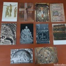 Postales: POSTALES ANTIGUAS SIN CIRCULAR. VER FOTOS Y DESCRIPCIÓN.. Lote 288946533