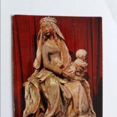 Postales: POSTAL - TOULOUSE - MUSÉE DES AUGUSTINS - STATUE DE NOTRE DAME DE GRÂCE. Lote 294067488