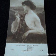 Postales: ILM SALON DE PARIS, REVERIE. Nº 3244, ABEL BOVE. Lote 297039178