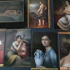 Postales: LOTE POSTALES ROMERO DE TORRES 7 POSTALES. Lote 297110848