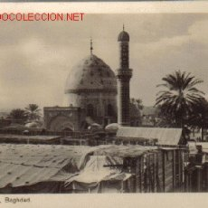 Postales: TARJETA POSTAL DE WAZIR MOSQUE, BAGHDAD. Lote 13042004