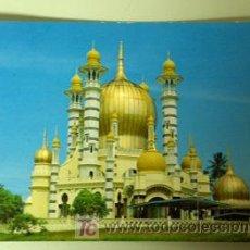 Postales: THE UBUDIAH MOSQUE LOCATED AT BUKIT CHANDAN (MALASIA). Lote 19954480