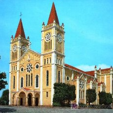Postales: FILIPINAS: THE BAGUIO CATHEDRAL. AÑOS 60. Lote 8223290