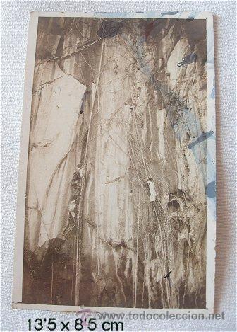 POSTAL ANTIGUA BUSCADORES DE NIDOS DE GOLONDRINA (Postales - Postales Extranjero - Asia)