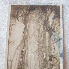 Postales: POSTAL ANTIGUA BUSCADORES DE NIDOS DE GOLONDRINA. Lote 14369997