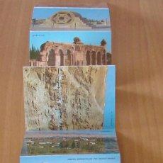 Postales: JERICHO & HISHAM PALACE BOOKLET 10 CARDS. Lote 22887513