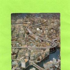 Postales: TOKIO. TOKYO. JAPÓN. VISTA DE LA CIUDAD. CIRCULADA. Lote 26480090
