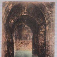 Postales: JERUSALEM.- PICINA BETHESDA.. Lote 16827361