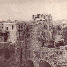 Postales: CIRCA 1900 JERUSALEM BIRKET PISCINA PROBATICA * REVERSO NO DIVIDIDO. Lote 18247959