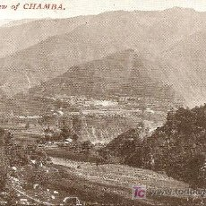Postales: GENERAL VIEW OF CHAMBA. Lote 20988044