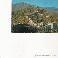 Postales: GRAN MURALLA CHINA. Lote 20997311