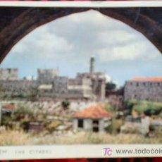 Postales: JERUSALEM-THE CITADEL. Lote 21149716